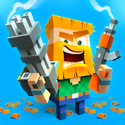Pixel Arena Online: Blocky PvP Multiplayer Shooter