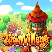 Town Village: Farm, Build, Trade, Harvest City