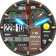 Max Watch Face For WatchMaker Users