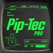 PipTec Green Icons & Live Wall