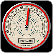 DS Barometer- Altimeter and Weather Information