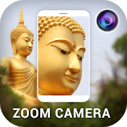 Zoom Camera With Flash