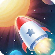 Idle Rocket - Aircraft Evolution & Space Battle