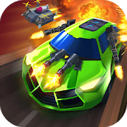 Road Rampage: Racing & Shooting to Revenge