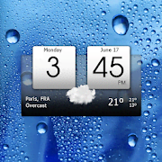 Digital clock & weather