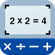 Math Scanner By Photo -Solve My Math Problem