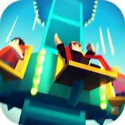 Theme Park Clicker: Idle Craft. Roller Coaster Inc