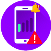 Network Signal Alerts & Battery Alerts