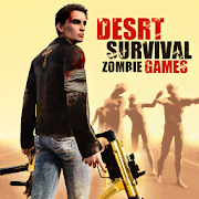 Desrt Survival - Zombie Games