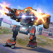 Robots Battle Arena: Mech Shooter & Steel Warfare