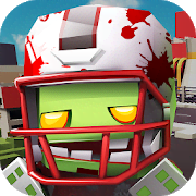 Crazy City:Zombie Battle