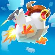 Jetpack Chicken: escape from the chicken coop!