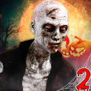 Real zombie hunter 2: FPS Shooting in Halloween