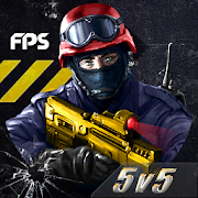 GO Strike - Team Counter Terrorist (Online FPS)