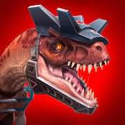 Jurassic Monster World: Dinosaur War 3D FPS