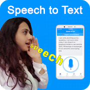 Speech to Text : Voice Notes & Voice Typing App