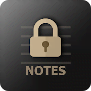 VIP Notes - protected notepad with attachments