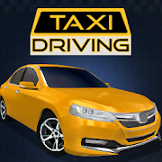 City Taxi Driving: Fun 3D Car Driver Simulator