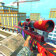 Free Firing Shooting Games: Elite Gun Shooter 3D
