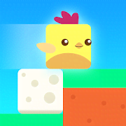 Stacky Bird Hyper Casual Flying Birdie Game