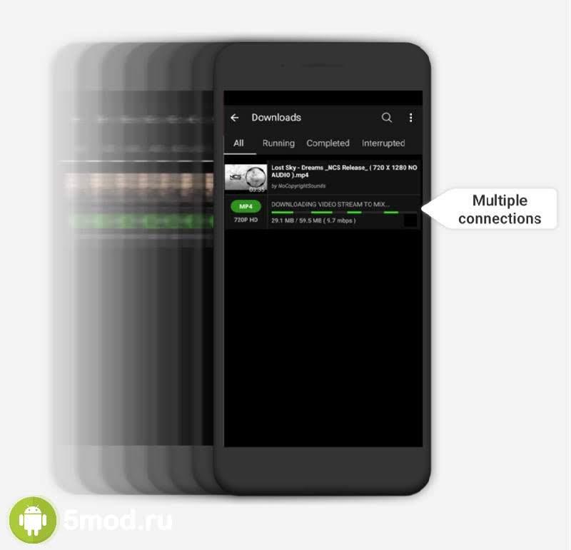 Скачать Videoder Video & Music Downloader 14.5 APK Mod ...