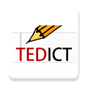 TEDICT - English Dictation/Speaking/Listening
