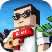 King of Survival: Royale pixel unite battle ground