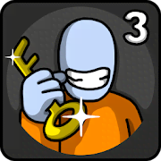 One Level 3: Stickman Jailbreak
