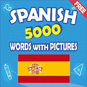 Spanish 5000 Words with Pictures