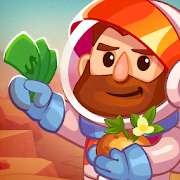 Idle Mars Colony: Clicker farmer tycoon