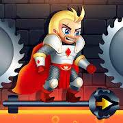 Rescue Knight - Free Cut Puzzle
