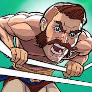 The Muscle Hustle: Slingshot Wrestling Game