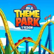 Idle Theme Park - Tycoon Game