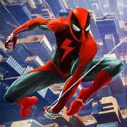 Spider Rope Hero Man Vegas Crime Simulator