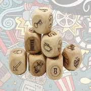 Games for the company: Dice - Cube Generator