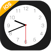 iClock OS 13- Clock iPhone Xs, Phone 11