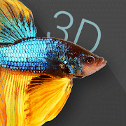 Betta Fish 3D - 3D Live Wallpaper