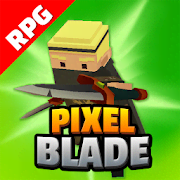 Pixel Blade Arena : Idle action RPG