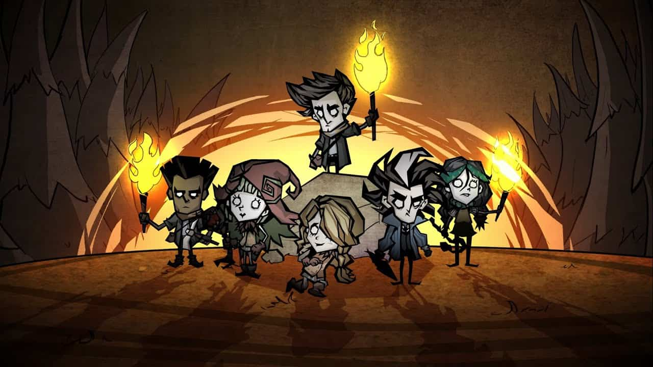 Анонс игры Don't Starve: Newhome