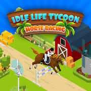 Idle Life Tycoon : Horse Racing Game