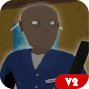 Evil Officer V2 - Horror House Escape