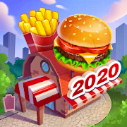 Crazy Chef: Fast Restaurant Cooking Game