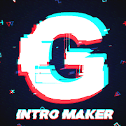 Glitch Intro Maker