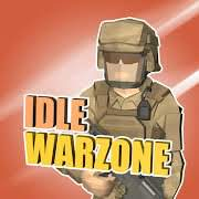 Idle Warzone 3d: Military Game - Army Tycoon