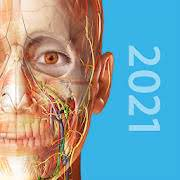 Human Anatomy Atlas 2021: Complete 3D Human Body