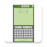 LINEAR ALGEBRA PLUS CALCULATOR (matrix, equations)