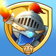 Crazy Kings: RPG Tower Defense CCG